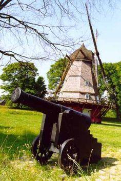 Kastellet fortress windmill.  (bucket list)