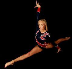 Nastia Liukin, gymnast, gymnastics KCWFTP