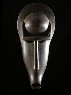 Ritual mask - Bambara / Bamana - Ivory Coast