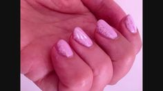 Pink/glittered nails - Unghie rosa/glitterate Easy Nail Art, Nails, Pink, Finger Nails, Ongles, Nail, Simple Nails, Roses, Manicures