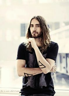 Beautiful Jared Leto