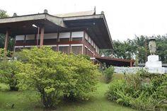 Templo Honpa Hongwanji, ou Templo Shin Budista Terra Pura, de Brasília, tornou-se nesta semana patrimônio histórico da capital