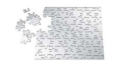 Cathy and Nicole: Acrylic Jigsaw Puzzle — ACCESSORIES -- Better Living Through Design