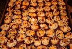 appetizers | Mini Red Potato Bites – Appetizers – Recipes | Karen Cromwell