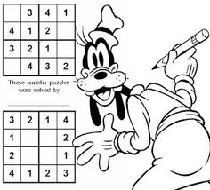Printable Sudoku Pages | Free Coloring Pages, Mazes, or Puzzle ...