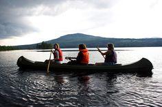 Kanoutleie og kajakkutleie i Norge - Utleie av kano og kajakk