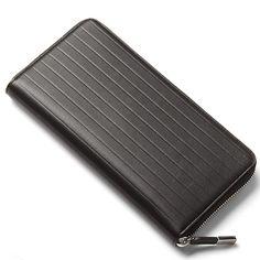 ディオールオム/Dior HOMME/ ラウンドファスナー 長財布[小銭入れ付き] /BLACK 2bkbc021vea 900