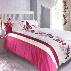 Zoe Duvet Set in Pink