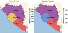 Modeling a Pandemic like Ebola with the Wolfram Language | Wolfram Blog