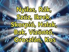 Napi horoszkóp május 10. – Nyilas, Rák, Szűz, Ikrek, Skorpió, Halak, Bak, Vízöntő, Oroszlán, Kos Bak