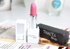 Batom Passando Blush, Tracta Blogs    por Juliana de | Mistura feminina       - http://modatrade.com.br/batom-passando-blush-tracta-blogs