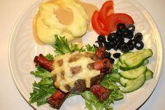 Ranteita myöjen taikinasa: Kilppari jauhelihapullat Sushi, Ethnic Recipes, Food, Essen, Yemek, Meals