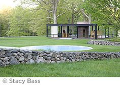 Philip Johnson Glass House & Garden Tour - Wednesday, September 18, 2013