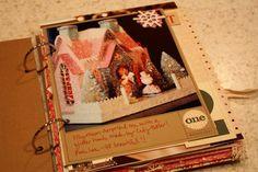 Elle's Studio: December Daily Album - first half