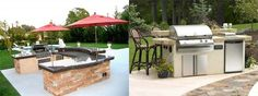 Outdoor kitchen design by San Diego Outdoor Kitchen Design 1