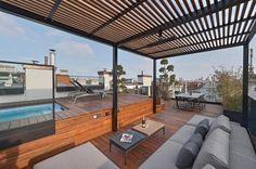 Albercas de estilo moderno por FADD Architects