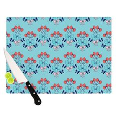 "#Anneline Sophia ""Bows"" #Cutting Board http://kessinhouse.com/collections/anneline-sophia-bows/products/anneline-sophia-bows-cutting-board"