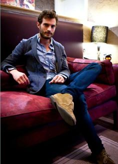 Afternoon eye candy: Jamie Dornan (31 photos)