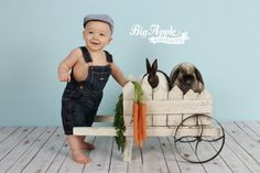 What To Wear for Chicks and Bunnies Spring Photo Sessions