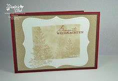 Stampin' Up! - Lovely As A Tree in the dust