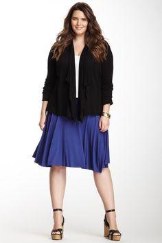 White Label by Rachel Pally Full Skirt by Rachel Pally on @HauteLook