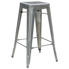 Utility Bar Stool 75cm | Freedom Furniture and Homewares
