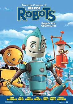 Ewan Mcgregor makes the best robot ever! Childhood Movies, Kid Movies, Family Movies, Cartoon Movies, Great Movies, Disney Movies, Movies To Watch, Movies And Tv Shows, Children Movies