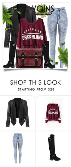"""Yoins"" by ljabii ❤ liked on Polyvore"