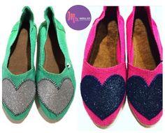 """By @marisotob  Verde o Azul? """"Alpargatas LOVE CHIC"""" para lucir bellas. Dónde comprar? MARISOTOB@HOTMAIL.COM   DIRECTORIO MMODA  #Moda con sello Venezolano  #DirectorioMModa #MModaVenezuela #DiseñoVenezolano #Venezuela #instafashion #yousodiseñovenezolano #moda #fashion #Tendencias #zapatos #color #love #shopping #beautiful #talentovenezolano"""