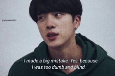 """""""Kim Seokjin yêu rồi""""   .IG!au  .do not take out  