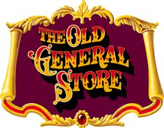 The Old General Store designed by A. Michael Shumate  LogoTheoryBook.com