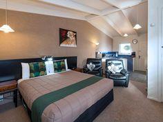[a] Studio Apartment Serviced Apartments, Studio Apartment, Motel, Bed, Room, Furniture, Home Decor, Bedroom, Stream Bed