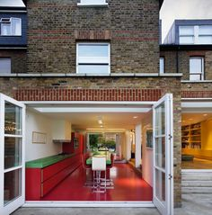 Chevron House/London