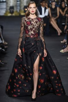 Elie Saab Fall 2016 Couture Collection Look 36