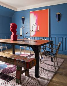 8 Artsy rooms that will get you started in redecorating your home in February