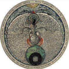 Aleister Crowley, Pentacle, Eliphas Levi, Lazuli, Picture Engraving, Alchemy Symbols, Magic Symbols, Philosophers Stone, Esoteric Art