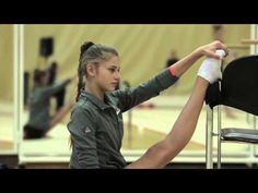 Russian School Of Rhythmic Gymnastics - YouTube