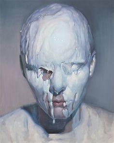 Os retratos figurativos na pintura de Ivan Alifan