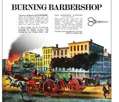 Burning Barbershop | D.S. & DurgaD.S. & Durga