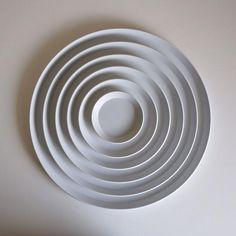 "1616/arita japan / TY ""Standard"" Round Plate160(Plain Gray) - Online Life Tool Store|B.L.W(ブルー)"