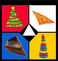 Child Development: Puzzle tanulási formák és a geometriai formák