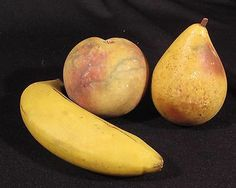 Peach And More Other Antique Decorative Arts Decorative Arts Antique Stone Alabaster Fruit With Eggs