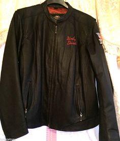 http://motorcyclespareparts.net/harley-davidson-black-leather-motorcycle-jacket-sz-3w-2/Harley Davidson Black Leather Motorcycle Jacket Sz 3W