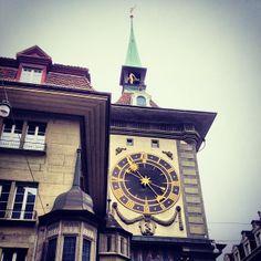 Zytglogge Bern #swissspots #switzerland #bern