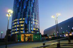 Inchiriere birouri premium zona Aviatiei | Axia Bucharest, Cn Tower, Offices, Skyscraper, Multi Story Building, Travel, Skyscrapers, Viajes, Destinations