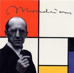 De Stijl./Mondrian