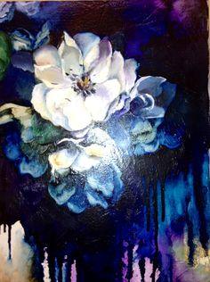 Magnolias - Original by: #Dimitra Milan