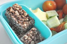 A delicious and easy recipe the kids will enjoy - Takes only a few minutes to make and creates 16 good size portions. Homemade LCM bars will save you money