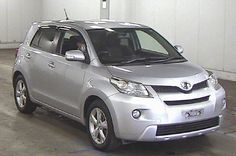 Japanese vehicles to the world: 2008/FEB Toyota IST 150G for Kenya to Mombasa