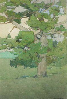 Lucia Matthews, American Artist, Watercolor